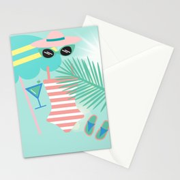 Palm Springs Ready Stationery Cards