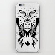 You got the love. iPhone & iPod Skin