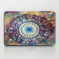 focus iPad Cases featuring Focus by Ellie's Art Cave