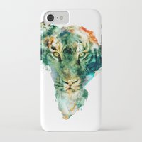 african iPhone & iPod Cases featuring African Wildlife by RIZA PEKER