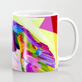 Animal colorful decoration eagle Coffee Mug