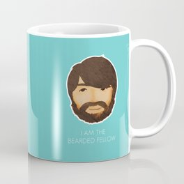 I Am The Bearded Fellow Coffee Mug