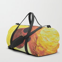 ONE DAY YOU WILL BE BIG Duffle Bag