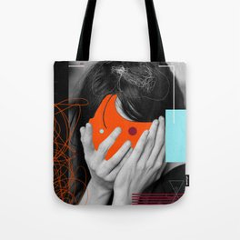 crash m!nd Tote Bag