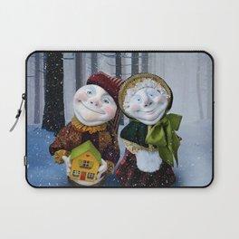Ingrd and Klaus Frostchild Laptop Sleeve