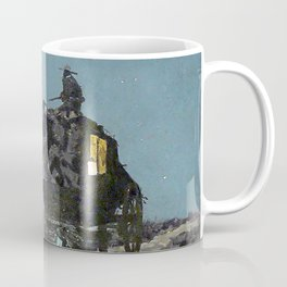 "Frederick Remington ""The Old Stagecoach"" Coffee Mug"