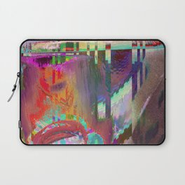 Alien with STD Laptop Sleeve