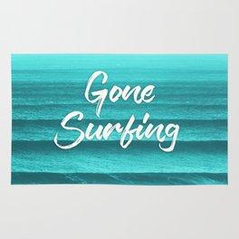 GONE SURFING Rug