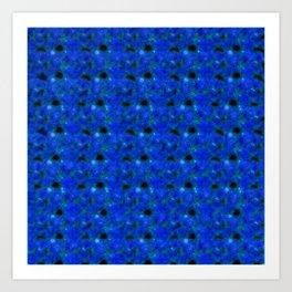 Blue Roses 1.2 Art Print