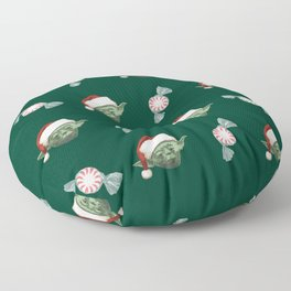 Happy Holiday Floor Pillow
