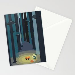 Kentucky Route Zelda - Lost Woods Stationery Cards