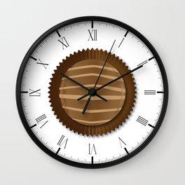 Chocolate Box Selection Wall Clock