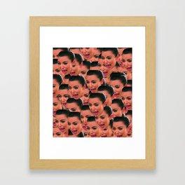 Kim Pack Framed Art Print
