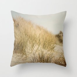 West Winds Blowing Throw Pillow