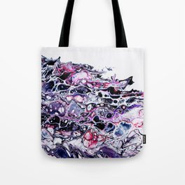 Pearls Of The Sea Tote Bag