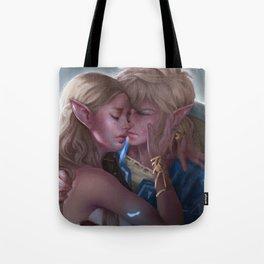 The Silent Princess Tote Bag
