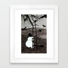 The Lost Playground Framed Art Print