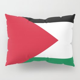 Flag of Palestine Pillow Sham