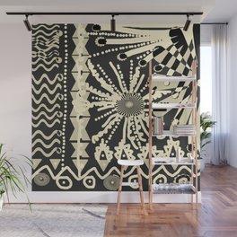 AFRICAN GARDEN TTY N4 Wall Mural
