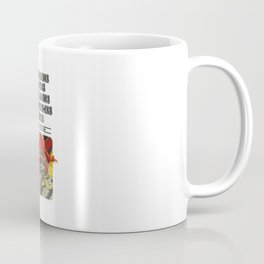 Escape from Flavortown - dungeons dragons Coffee Mug