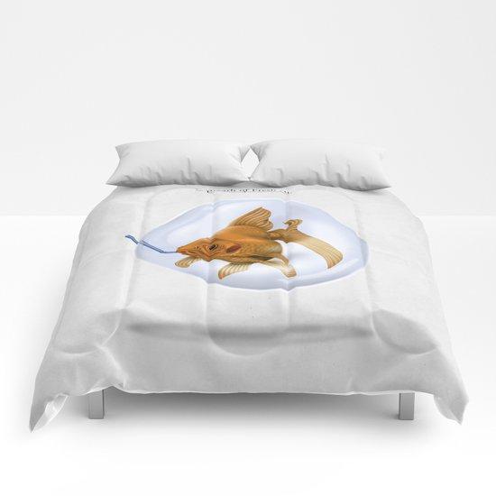 A Breath of Fresh Air Comforters
