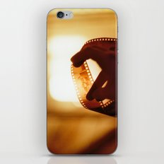 Film and Light iPhone & iPod Skin