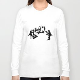 OrcaStra Long Sleeve T-shirt