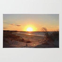 Off-Season Sunsets Rug