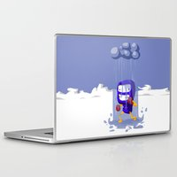 boxer Laptop & iPad Skins featuring boxer by Rui Rodrigues