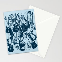 Not a Guitar Solow Stationery Cards