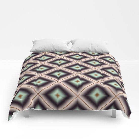 Starry Tiles in BMAP 00 Comforters