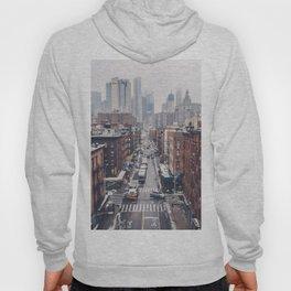 NYC Winter Hoody