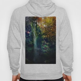 Mallyan Spout Waterfall Hoody