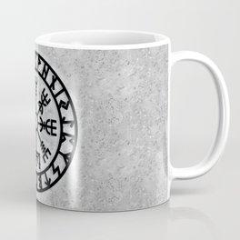 Vegvisir - Futhark - Runes - Navigator Coffee Mug