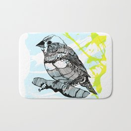 Sparrow me Bath Mat
