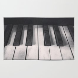 Tickle The Ivories Rug