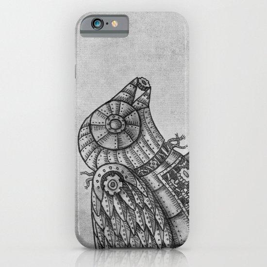Clockwork Bird  iPhone & iPod Case
