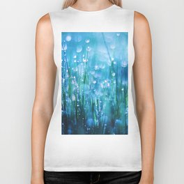Crystals of Life Biker Tank