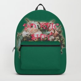 Do Epic Shit flowers bouquet Backpack