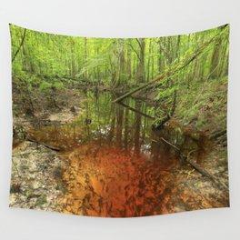Turkey Creek, South Carolina Wall Tapestry