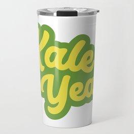 Kale Yeah Travel Mug