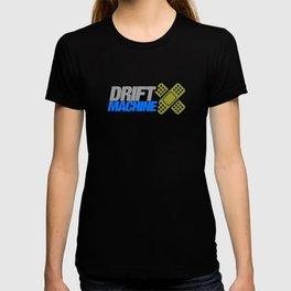 Drift Machine v6 HQvector T-shirt