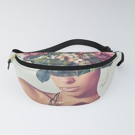 Flower-ism Fanny Pack