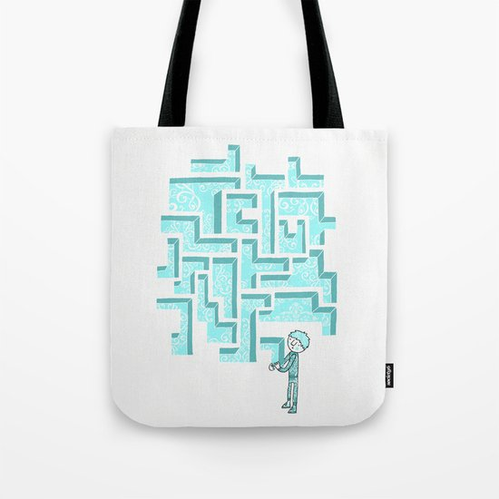 Finish it later Tote Bag