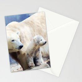 Polar Family Stationery Cards