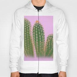 Pink cactus Hoody