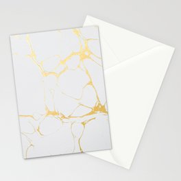 Oro Marble  Stationery Cards