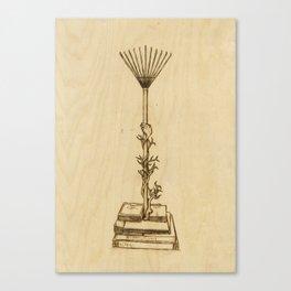 Schiele Canvas Print