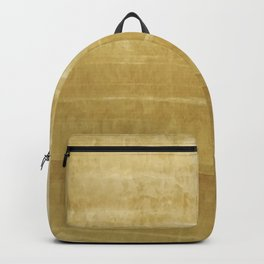 Soft Gold Marble Backpack