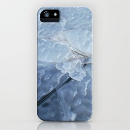 Cracked Ice iPhone Case